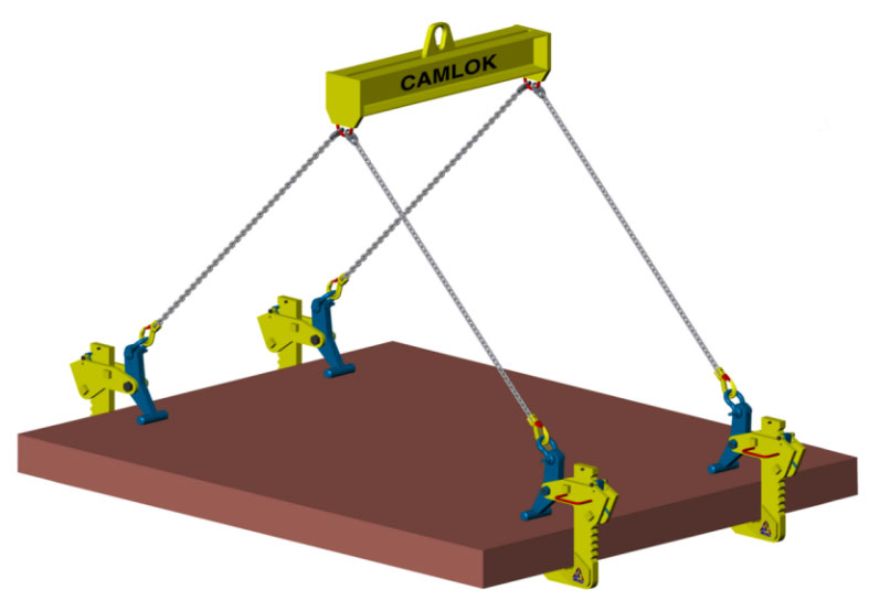 Camlok Lifting Clamps Product Categories S T Lifting